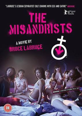 "21152 Hot Movie TV Shows - The Misandrists 2017 15 14""x19"" Poster"