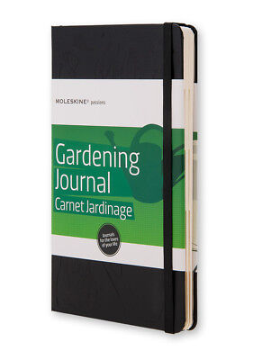 Moleskine Gardening Journal Passions (Large 13cm x 21cm)