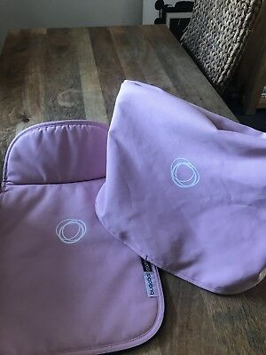 Bugaboo Cameleon  Baby Pink Hood And Apron