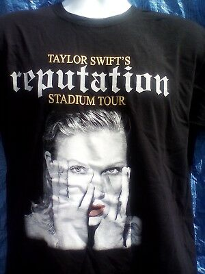 "Taylor Swift ""Reputation"" tour t shirt [large [16]"