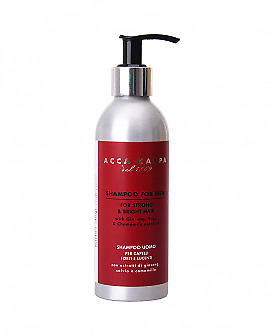 Acca Kappa Barber Shop Shampoo For Men 200 Ml