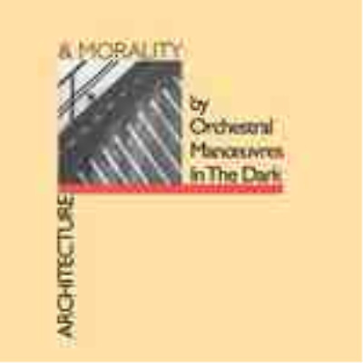 Orchestral Manoeuvres in th...-Architecture and Morality  CD NEW