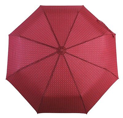 Knirps Belami Folding Telescopic Umbrella Automatic Open & Close Burgundy