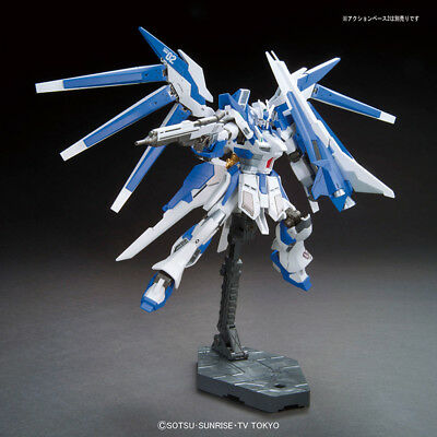 Hi-Nu Gundam Vrabe GUNPLA HGBF High Grade Builder Fighters 1/144 BANDAI