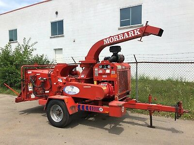 2004 Morbark 13 Brush Chipper