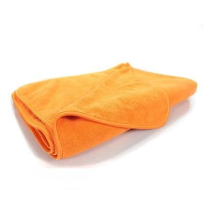 Fatty Super Dryer by Chemical Guys Orange Car Drying Towel Cloth Microfibre