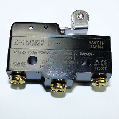 High Quality Rollenhebel Endschalter Microschalter CNC 3d Drucker Limit Switch