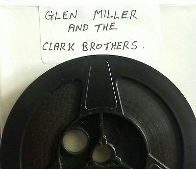 Glen Miller And His Band Super 8 Bw / Snd