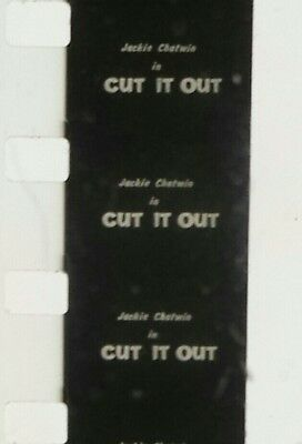 Cut It Out - Glamour Film 100Ft
