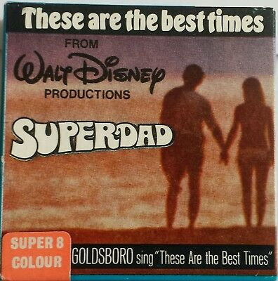 Super Dad- These Are The Best Times Bobby Goldsborough.