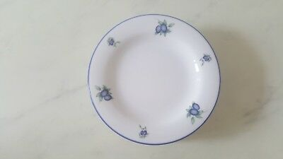 Vintage Royal Doulton Blueberry Tc 1204 Tea Plate 6 1/4 Inches