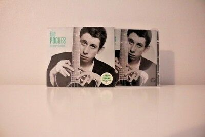 The Pogues - The Very Best of - CD  with Slip Case - 2001 - Shane MacGowan - VGC