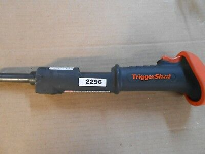 RAMSET Triggershot Powder Actuated Gun,22 Caliber Power Hammer Trigger Shot Tool