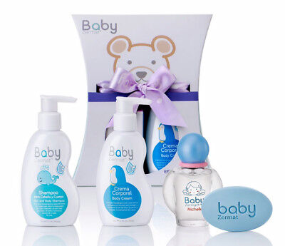 Zermat New Born Baby Gift set Unisex