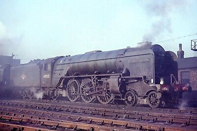 A2 Class 4-6-2 60522 STRAIGHT DEAL at Kings Cross 6x4 Quality British Rail Photo