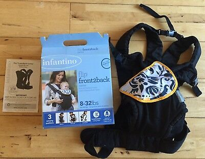 Infantino Baby Carrier. Used But Good Condition In Box