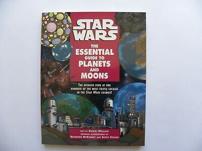 Star Wars The Essential Guide to Planets And Moons
