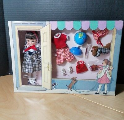 TINY BETSY BACK TO SCHOOL GIFT SET Doll Tonner 2003 LE200 with Nosey