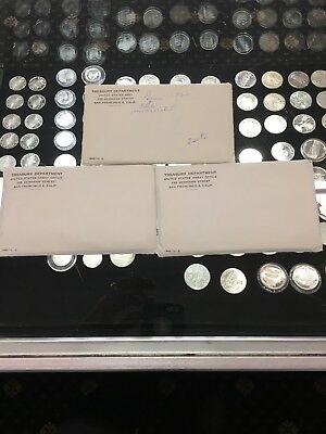 1962 United States P & D 10pc Mint Set with Original Packaging