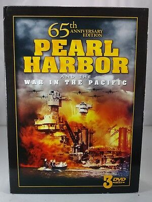 Pearl Harbor and the War in the Pacific DVD