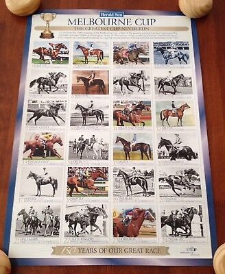 Herald Sun Melbourne Cup 150 Years Of Our Great Horse Race #3