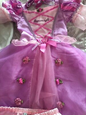 Disney Baby Princess Rapunzel Dress up costume  18-24 Months girls girl