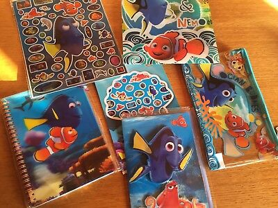 Disney Finding Dory Set 6 tlg.