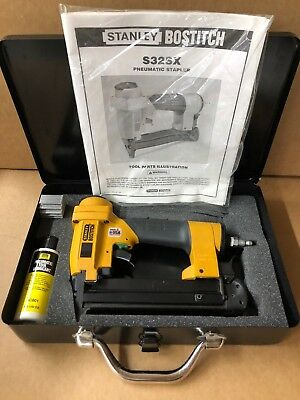 Stanley-Bostitch S32S Pneumatic Nailer