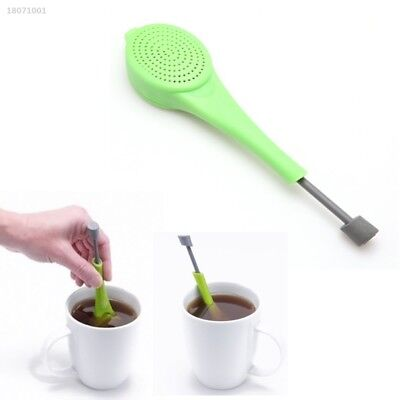 Practical Push-In Designed Silicone Infuser Teapot Tea Filter Strainer AD17