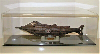 JULES VERNE'S NAUTILUS DISNEY MODEL after TOM SCHERMAN