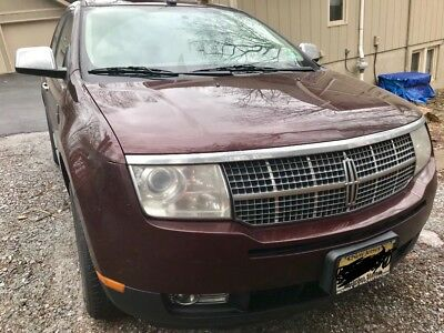 2009 Lincoln MKX  2009 Lincoln MKX
