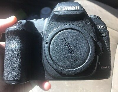 Canon EOS 5D Mark II Digital Camera (Body Only) Works Great!