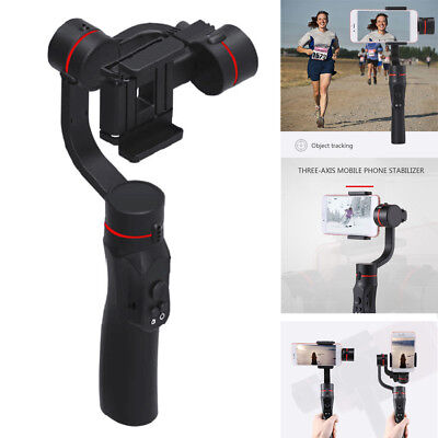 3-Axis Handheld Smartphone Gimbal Stabilizer Mount Support for iPhone Sansung