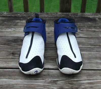 REEBOK I3 The Answer X Allen Iverson Sneakers Shoes Pump up Black White  blue 14 262464fee