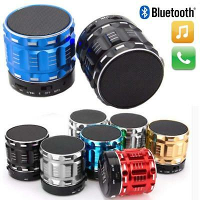 Altavoz Bluetooth inalambrico mini super bass portable para Smartphone Tablet OE