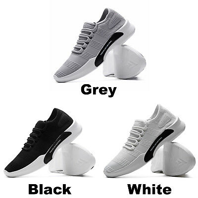 Men's Athletic Trainers Breathable Outdoor Sports Casual Jogging Running Shoes