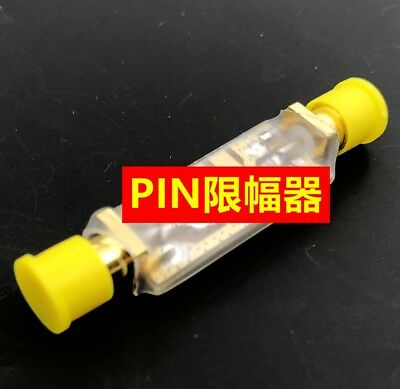 PIN Diode RF Limiter 10M-6GHz for amplifier SDR short-wave receiver. Spectrum