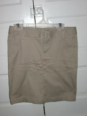 french toast pencil skirt size 7