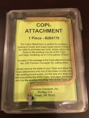 COPI Attachement 1 Piece Item No. 284779 with Two 0.032 Foaming Cutting Wires