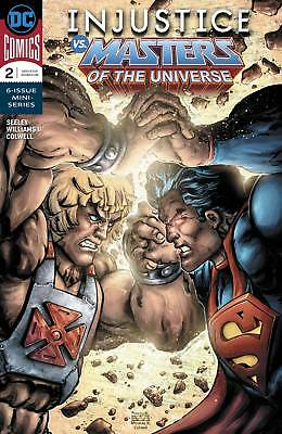 Injustice Vs The Masters Of The Universe #2 (Of 6) (08/15/2018)