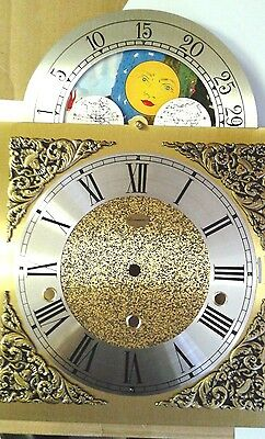 Hermle-Westminster Grandmother clock dial fit Hermle 461 mov 250x250x350mm