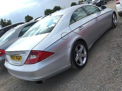 57 Mercedes Cls 320 3.0 Cdi Leather, Sat Nav, Climate,9 Services, 1 F/owner, Ver