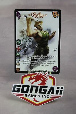 Street Fighter CCG - Guile #91 Uncommon