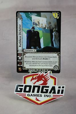 Street Fighter CCG - Ruthless Dictator #116 Uncommon