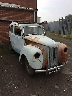 Ford prefect 1953 rolling car with v5 (hot rod) classic, rat rod