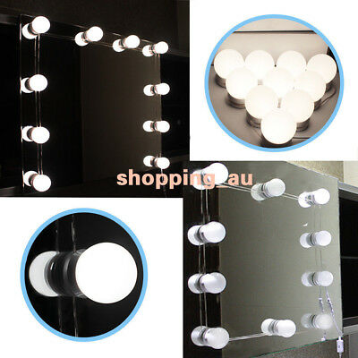 Chende Vanity LED Mirror Light Kit for Makeup Hollywood Mirror with Light Bulb