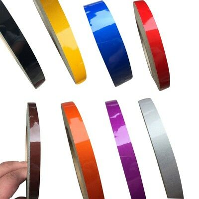 Reflective Stickers Luminous strip for Car Motorcycle Bike Night Safety Warning