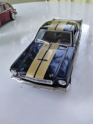 Modellauto 118 Ford Mustang Shelby GT 350
