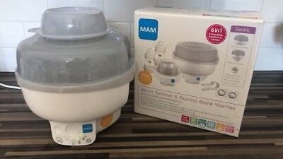 Mam Electric Steriliser - 6-1