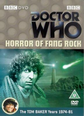 Doctor Who - Horror Of Fang Rock [Dvd] Dr9 - New & Sealed